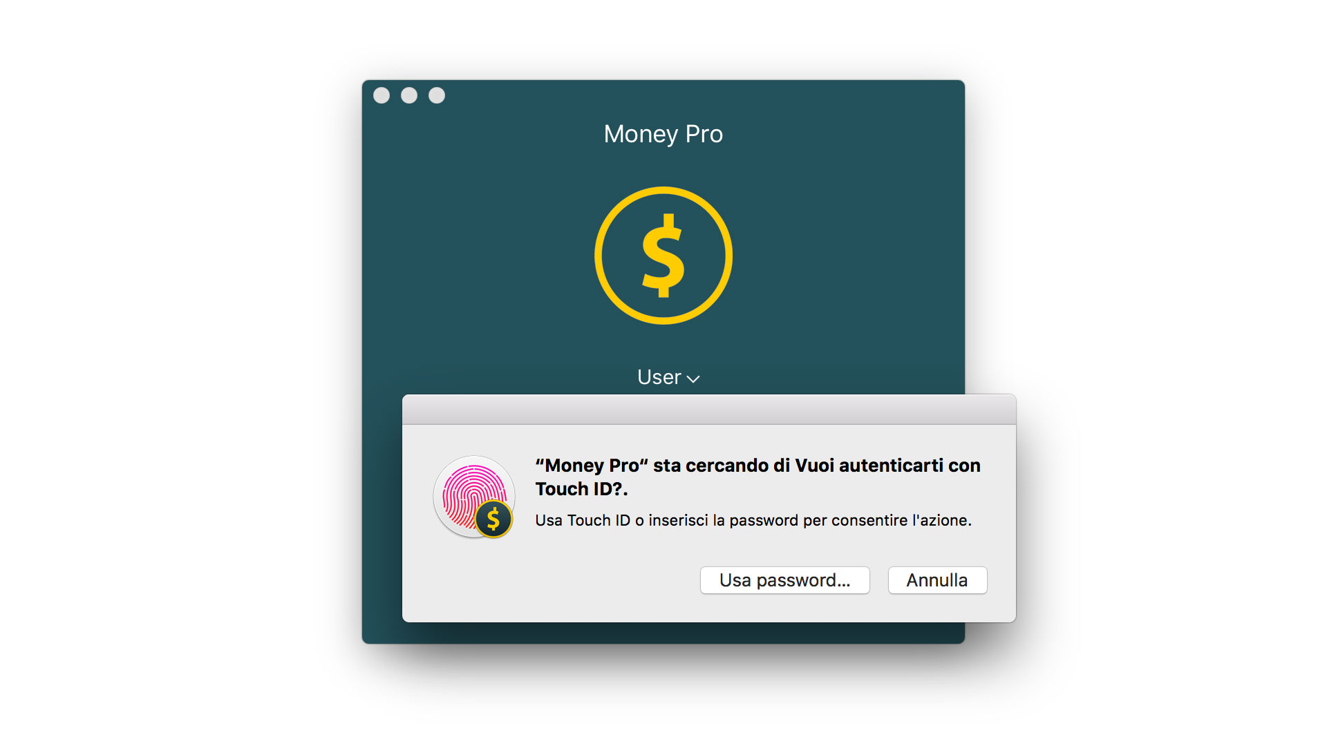 Money Pro - Profili - Mac