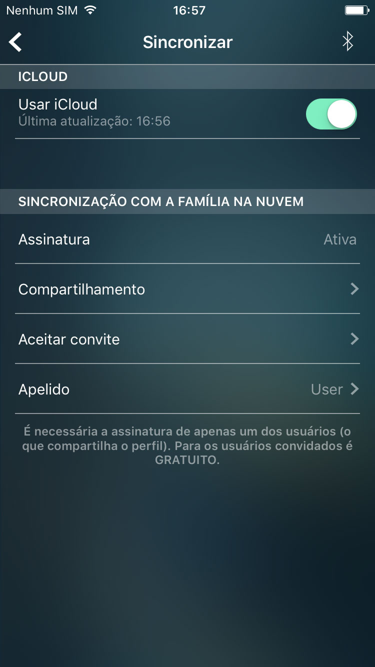 Money Pro - Sincronização com iCloud (iOS, Mac) - iPhone